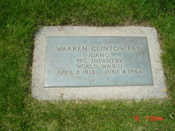 Warren Clinton Fry
