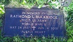 Raymond L Buckridge