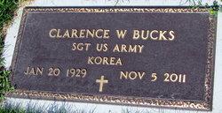 Clarence W Bill Bucks