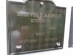 Marvin Edwin Arnold