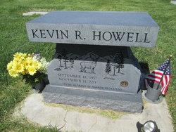 Kevin Richard Howell