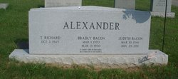 Judith Judy <i>Bacon</i> Alexander