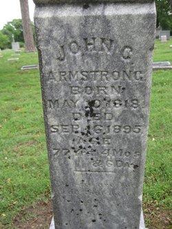 John Calloway Armstrong