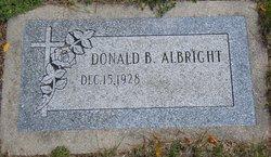 Donald B. Albright