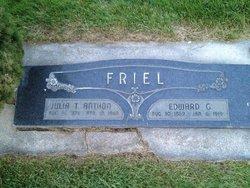 Edward C Friel