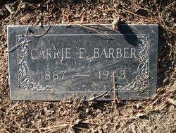 Carrie Elizabeth <i>Chandler</i> Barber