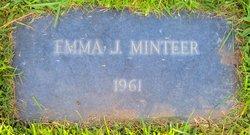 Emma J <i>Knowlton</i> Minteer