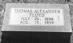 Thomas Alexander Tom Floyd