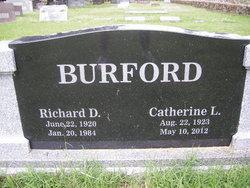 Catherine L. Kac <i>Limberg</i> Burford