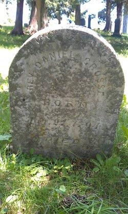 Rev Daniel C Crosse