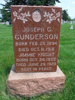 Joseph George Gunderson