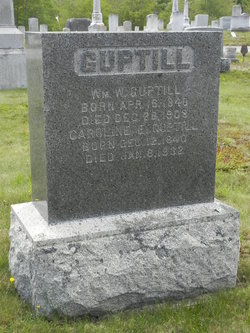 William W Guptill