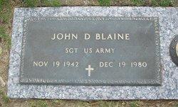 John David Blaine