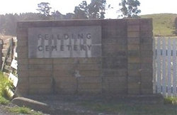 Feilding Cemetery, Manawatu
