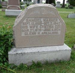 Samuel V Warner