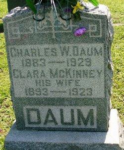 Clara <i>McKinney</i> Daum