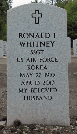 Ronald Ira Whitney