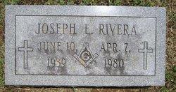 Joseph Edward Rivera