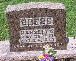 Marsella <i>Hartmann</i> Boese