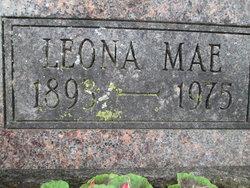 Leona Mae <i>Fogle</i> Coats
