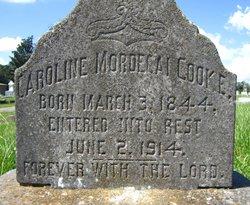 Caroline Mordecai <i>Dobson</i> Cooke