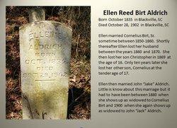 Ellen E. Reed Birt Aldrich