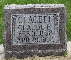 Claude Everett Clagett