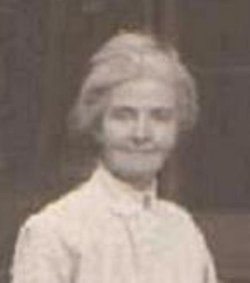Sarah Catherine <i>Wood</i> Nicholson
