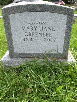 Mary Jane Greenlee