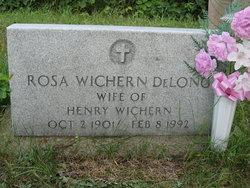 Rosa Emma <i>Allrich</i> DeLong