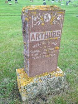 Martha <i>McGee</i> Arthurs
