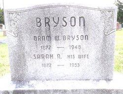 Oram W Bryson