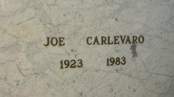 Joe Carlevaro