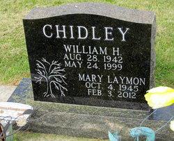 Mary <i>Laymon</i> Chidley