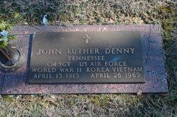 John Luther Denny