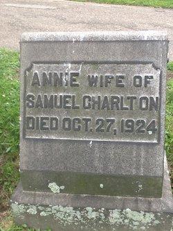Annie Charlton