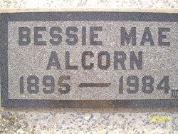 Bessie Mae <i>McGowan</i> Alcorn