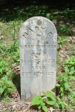 Mary E. Bowman