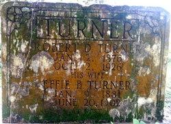 Robert Daniel Turner
