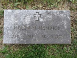 Helen M. Hemrick