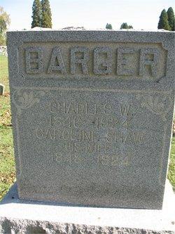 Caroline <i>Shaw</i> Barger