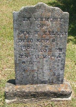 William W Kelley