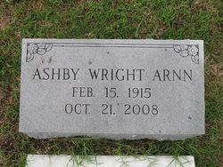 Ashby Wright Arnn