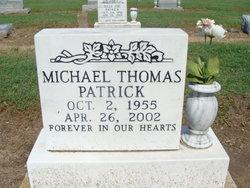 Michael Thomas Mike Patrick