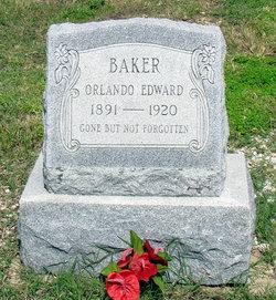 Orlando Edward Baker