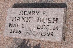 Henry Fieldon Hank Bush