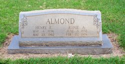 Henry E Almond