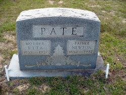 Etta Orisca <i>Cotter</i> Pate