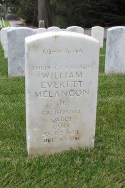 William Everett Melancon, Jr