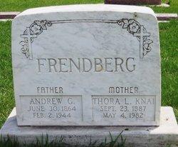 Andrew Frendberg